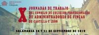 ADMINISTRADOR DE FINCAS, SALAMANCA, FINCAS, COMUNIDADES DE PROPIETARIOS, VECINOS, FORMACIÓN