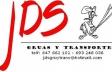GRUAS Y TRANSPORTES JDS
