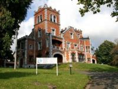 Palacio Santa Clara, Getxo