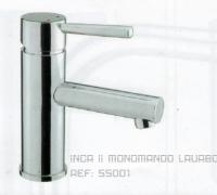 MONOMANDO LAVABO SERIE INCA II