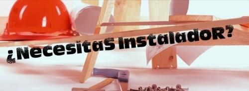 ¿Necesita instalador o montador?