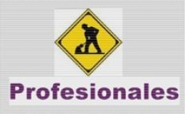 Es profesional ¡Beneficiese!