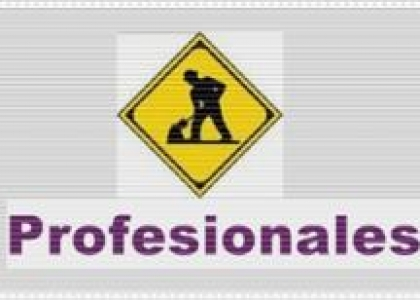 Es profesional ¡Beneficiese!
