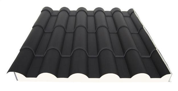 panel teja negro