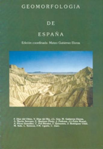 GEOMORFOLOGIA DE ESPAÑA
