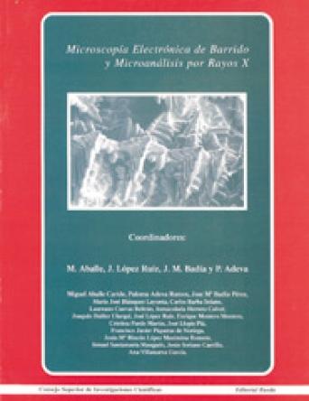 MICROSCOPIA ELECTRONICA DE BARRIDO Y MICROANALISIS POR RAYOS X