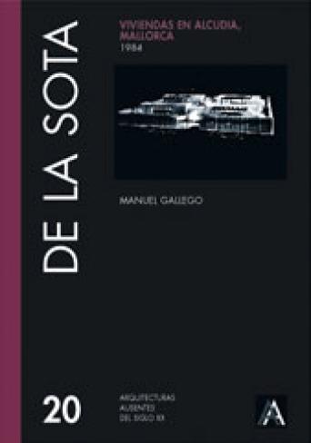 VIVIENDAS EN ALCUDIA. MALLORCA - ALEJANDRO DE LA SOTA