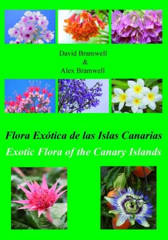 FLORA EXÓTICA DE LAS ISLAS CANARIAS.