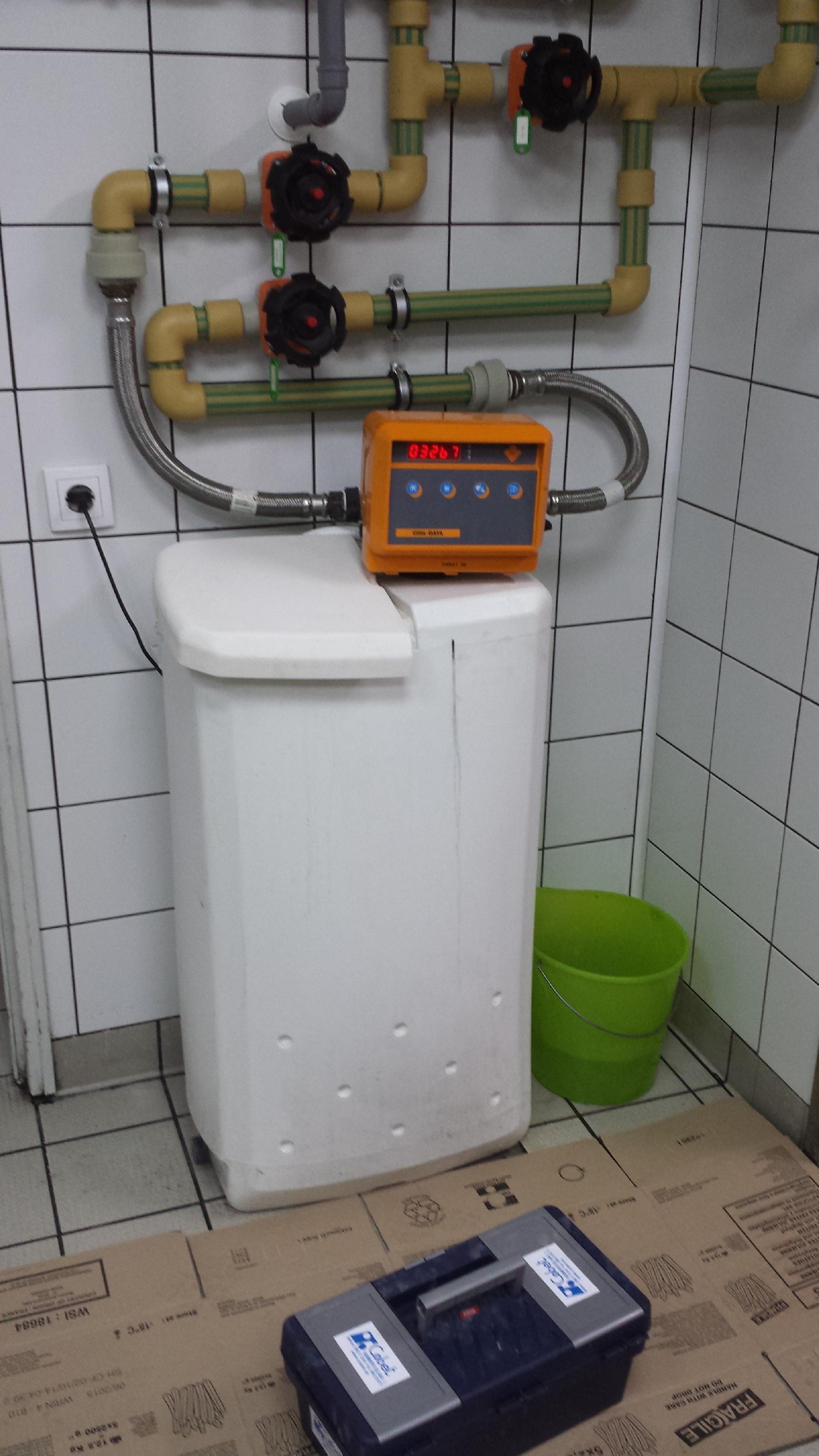 Galer a cobet tratamientos del agua sl - Descalcificador de agua domestico ...