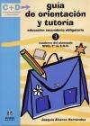 Guía de orientación y tutoría. Educación Secundaria Obligatoria. Cuaderno del Alumnado. 3º de ESO