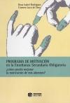 Programa de motivación en la Enseñanza Secundaria Obligatoria