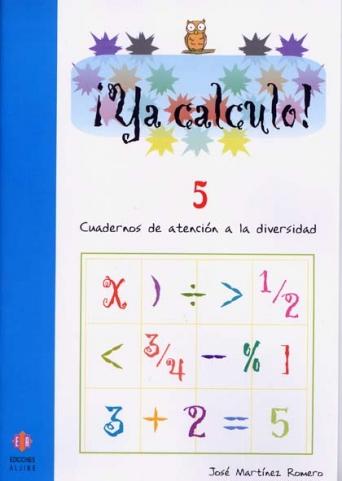¡Ya calculo! 5 (2º de Educación Primaria)