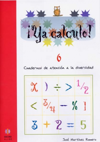 ¡Ya calculo! 6 (2º de Educación Primaria)
