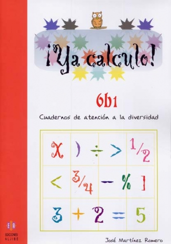 ¡Ya calculo! 6b1 (2º de Educación Primaria)