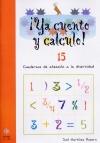 ¡Ya cuento y calculo! 15 (6º de Educación Primaria)