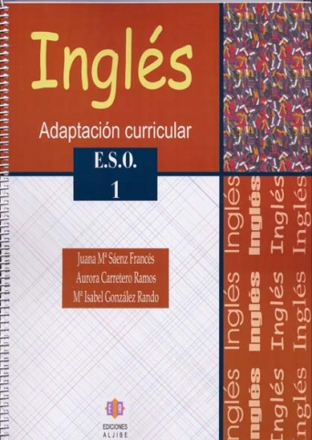 Adaptación curricular. Inglés. 1º de ESO (Incluye CD)
