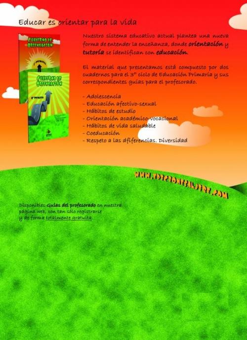 Cuaderno de Orientación 5º de Primaria