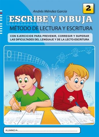 Escribe y dibuja. Cuaderno 2