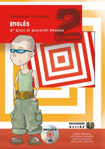 Adaptación curricular. Inglés. 3er Ciclo de Educación Primaria. Cuaderno 2