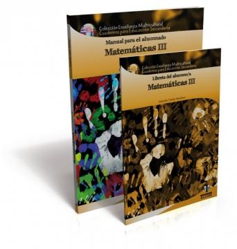 Manual para el alumnado Matemáticas III