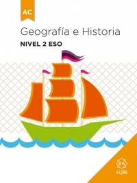 Geografía e Historia. Nivel 2 ESO