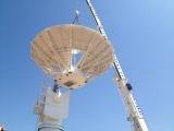 Sistemas de recepción de datos y subida a satélite