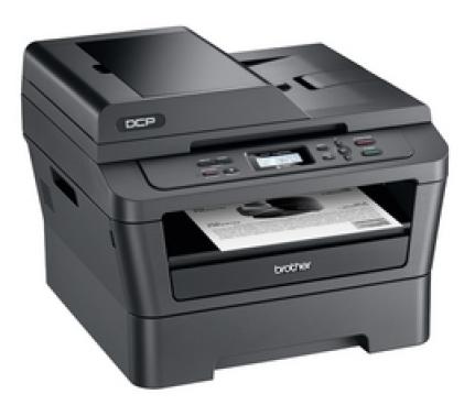 Brother Equipo Multifuncion Laser Negro Dcp-7055Dn  Copiadora Escaner
