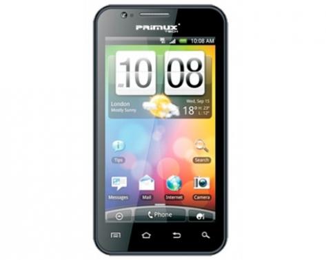 "SMARTPHONE PRIMUX OMEGA 5"" CAPTATIVA DUAL SIM"