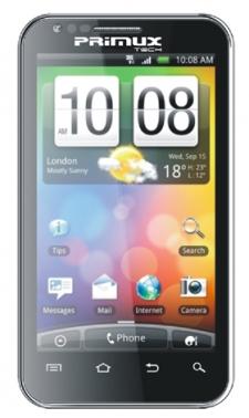 "SMARTPHONE PRIMUX ALPHA 4.3"" CAPTATIVA DUAL SIM"