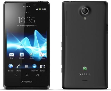 Sony Xperia T 13 MPX Libre de origen