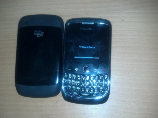 Blackberry 8520 libre