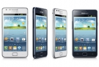 Samsung Galaxy S2 Plus i9105P Blanco/azul