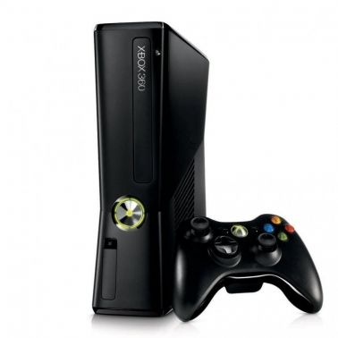 Xbox 360 SLIM +  HD 250 GB