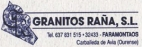 Granitos Raña, S.L.