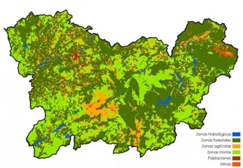 Presentación del estudio de investigación para la incorporación de áreas de compensación ambiental sostenible en el entorno minero