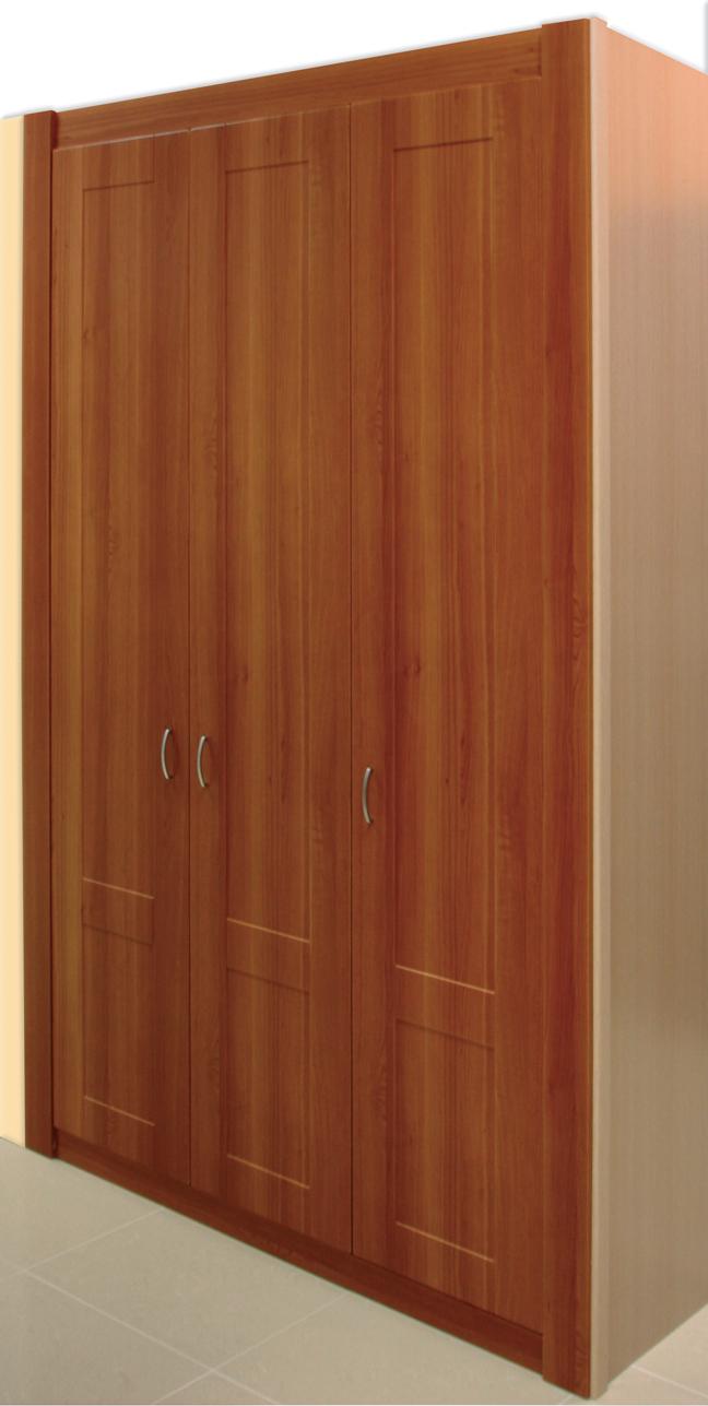 Puertas abatibles en polilaminado