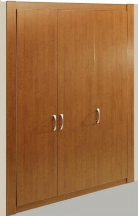Puertas abatibles en laminado