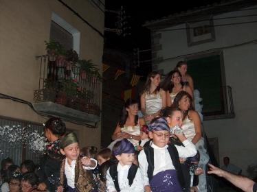 Fiestas de Adahuesca