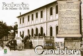 LA CANDELERA DE BARBASTRO