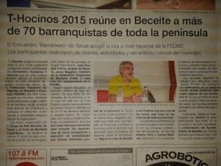ENCUENTRO T-HOCINOS EN BECEITE