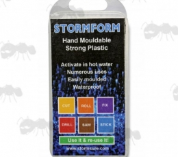 STORMFORMS STRONG PLASTIC HAND MOULDABLE