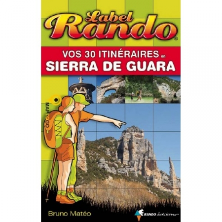 label rando sierra de guara