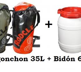 Gorgonchón Rodcle + Bidón 6.4L
