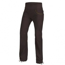 Noya Pants Dark Brown Ocun