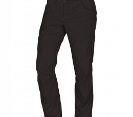 Mania Pants Dark Brown