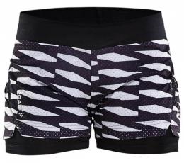 Breakaway 2in1 Shorts BL