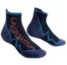 Long Distance Socks Blue Orange La Sportiva