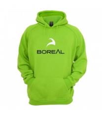 Sudadera Boreal Logo Hombre