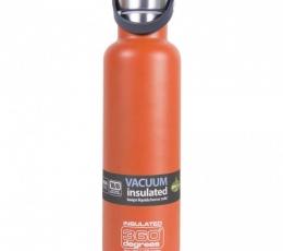 Vacuum Insul 750ml Orange 360º
