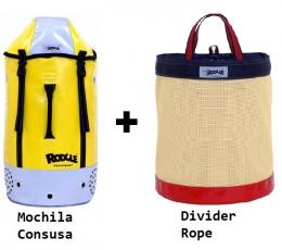 Consusa + Divider Rope